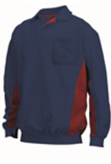 Tricorp online kopen bij JTH Polosweater Bi-Color TS-2000-302001 Navy-Red