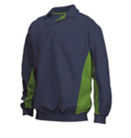 Tricorp online kopen bij JTH Polosweater Bi-Color TS-2000-302001 Navy-Lime
