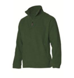 Tricorp online kopen bij JTH Tricorp Fleece Sweater FL-320-301001 Bottelgreen