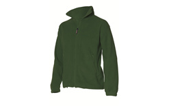 Tricorp online kopen bij J T H Tricorp Sweatervest Fleece FLV-320-301002 Bottelgreen