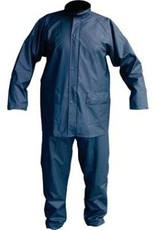 PU Regenpak online kopen bij J T H PU Regenpak Stretch twee delig blauw