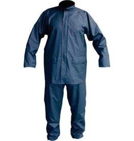 M-Wear online kopen bij JTH PU Regenpak Stretch twee delig blauw