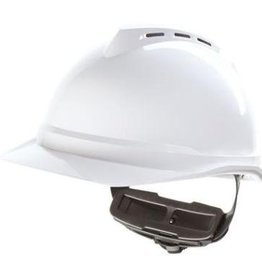 M-safe online kopen bij JTH Helm MSA V-Gard 500 Fast trac kleur wit