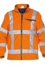 Hydrowear online kopen bij JTH Hydrowear Fleece vest Franeker oranje RWS