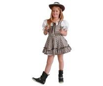 Oktoberfest-kostuum: Tiroler meisje