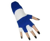 Bierfest: gestreepte handschoenen