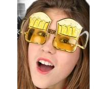 Tiroler-brillen: Bierpullen bril