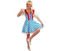 Tiroler feest: Oktoberfeest-jurk