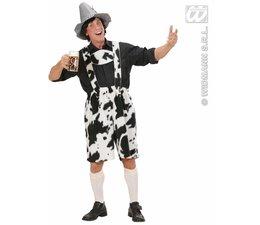 Koeien lederhose