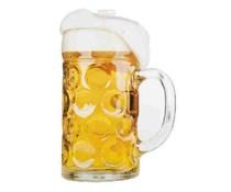 Wanddeco oktoberfeest: Bierpul