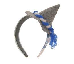 Mini beierse hoedjes met haarband