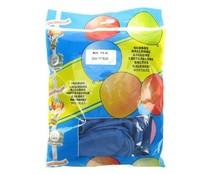 50 pastel blauwe ballonnen