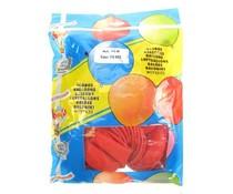 Pastelrode feestballonnen
