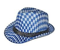 Tiroler hoed in Beierse kleuren
