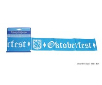 Oktoberfest tape of afzettingslint.
