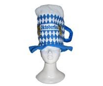 Oktoberfest bierpul-hoedje