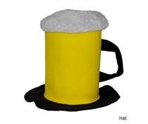 Biergarten hoge hoed Bierpul