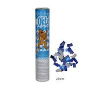 Confetti kanon Oktoberfest 20cm.