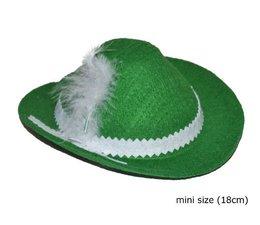Oktoberfest mini hoedjes