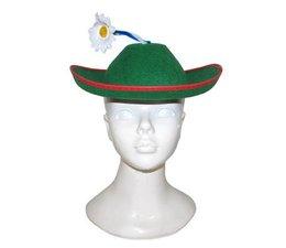 Oktoberfest hoedjes met madeliefje dames