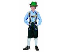 Beiers verkleedkleding jongens