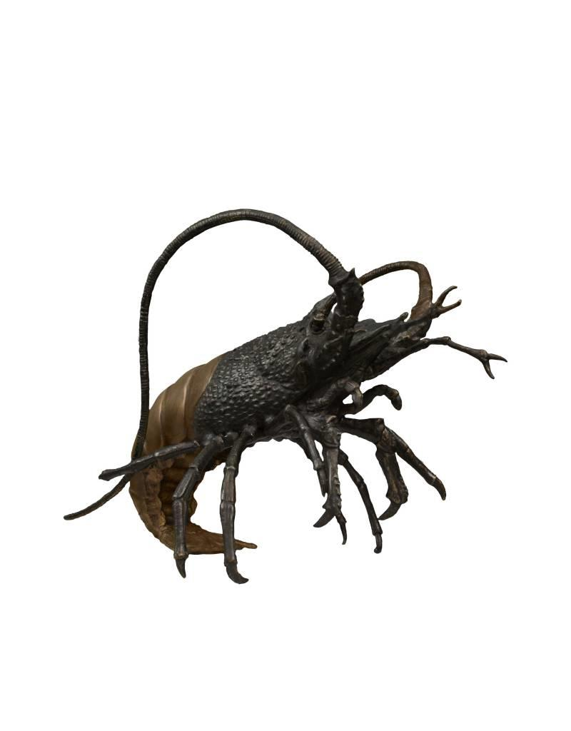 Carabus – Languste aus Bronze
