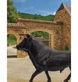 Taurus Moyen – Stierskulptur handgefertigt in Bronze