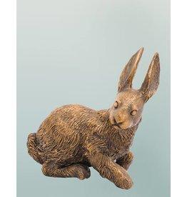 Leporis - Niedliche Hasenskulptur
