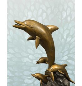 Apollon Quartett - Wasserspiel Delfinschule