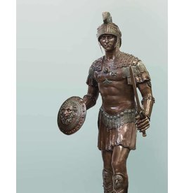 Achilles – Überlebensgroßer Soldat der Antike (links)