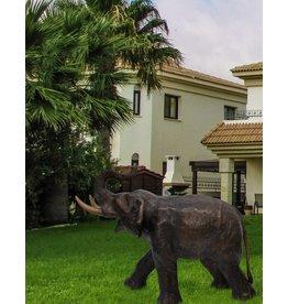 Bronze Makarie – Junger Elefant