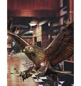 Grand Argos II – Lebensgroßer Adler