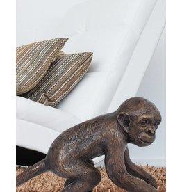 Ateles I – Bronzefigur eines Affen