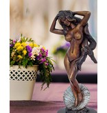 Venus – Sinnliche Frauenfigur aus Bronze