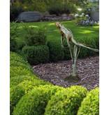 Heket III – Frosch Skulptur aus Bronze