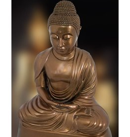 Buddha – Bronzeskulptur