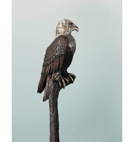 Argos – Bronzefigur eines Adlers