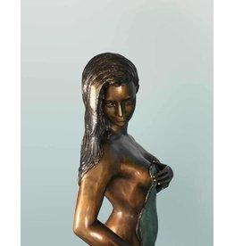 Grande Filomena – Lebensgroße Frauenskulptur