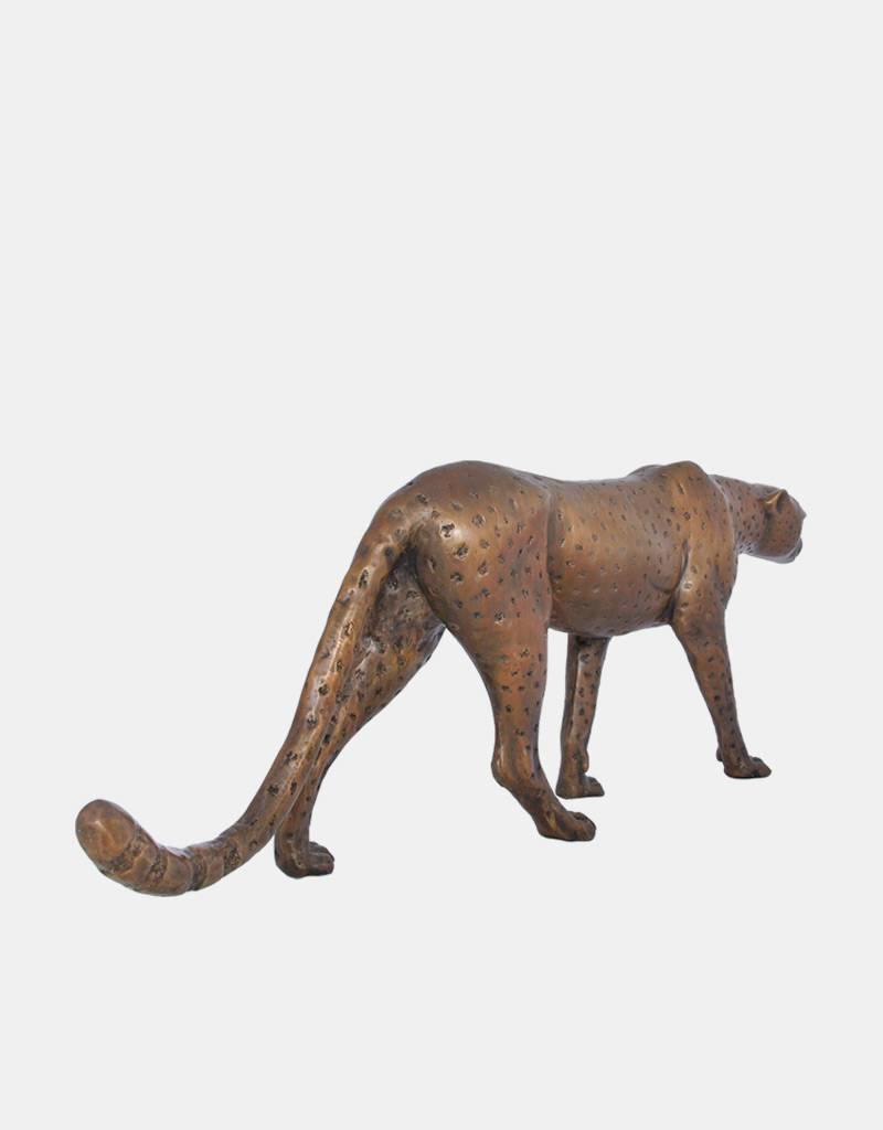 Petite Aristea – Bronzeskulptur Gepard