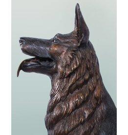 Rex – Sitzender Schäferhund