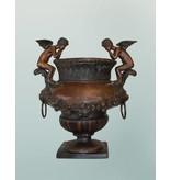 Putti – Schöne Vase aus Bronze