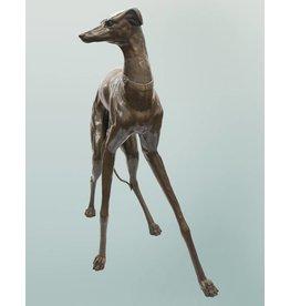 Grand Tesem II – Überlebensgroßer Windhund