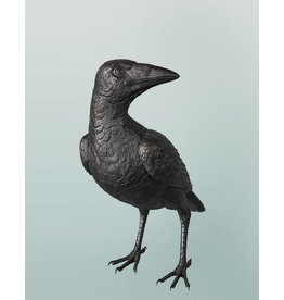 Corvus – Überlebensgroßer Rabe