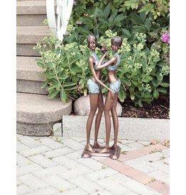 Gemini – Sternzeichen Zwilling Skulptur