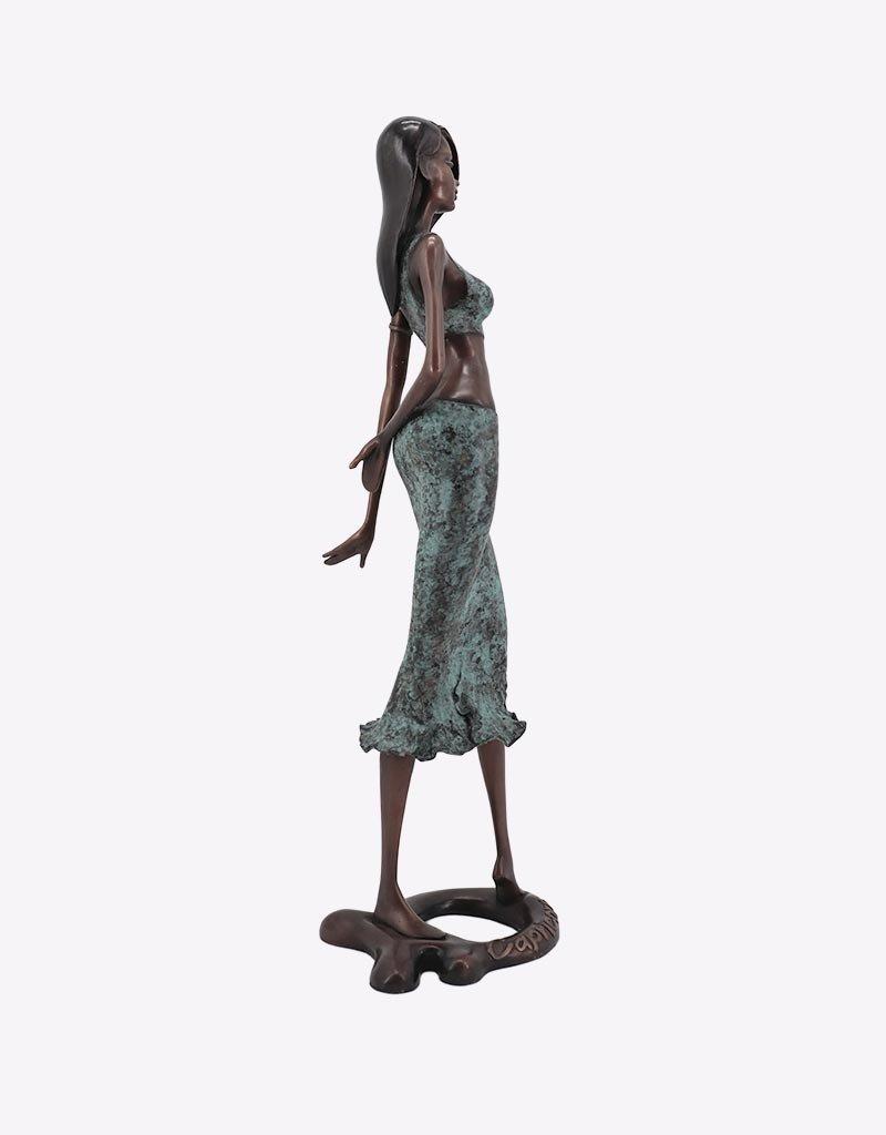 Capricorn – Sternzeichen Steinbock Skulptur
