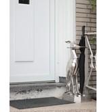 Greyhound – Schirmständer aus Bronze