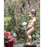 Manneken Pis – Wasserspeier aus Bronze