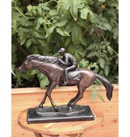 Odin – Jockey auf Pferd
