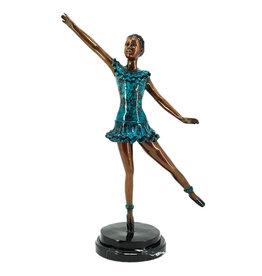 Arabesque – Ballerina Tänzerin