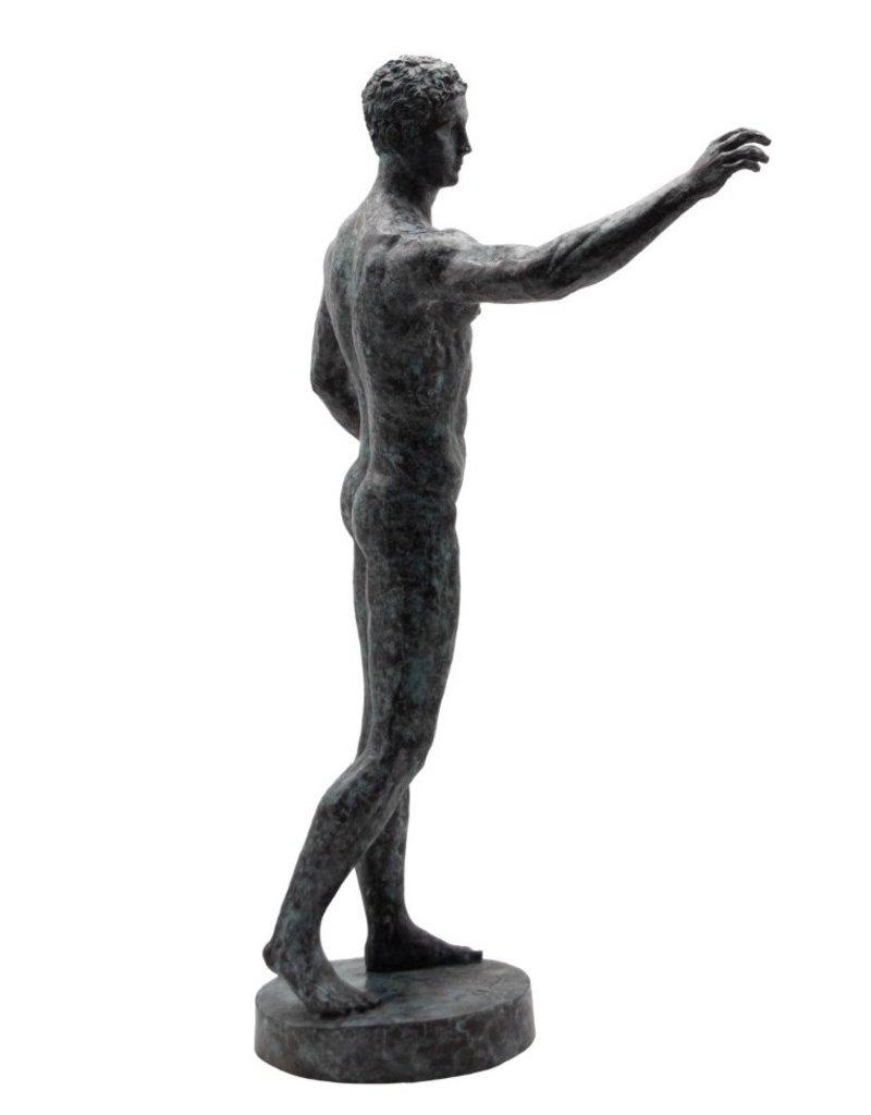 Jüngling von Antikythera - Bronzeskulptur
